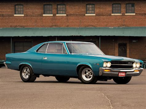 1969 AMC Ambassador - Hot Rod Network
