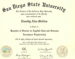 Free Printable College Diploma Templates Degree