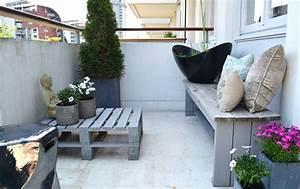 Balkon Bank Ikea : 10x bank inspiratie op balkon homease ~ Frokenaadalensverden.com Haus und Dekorationen