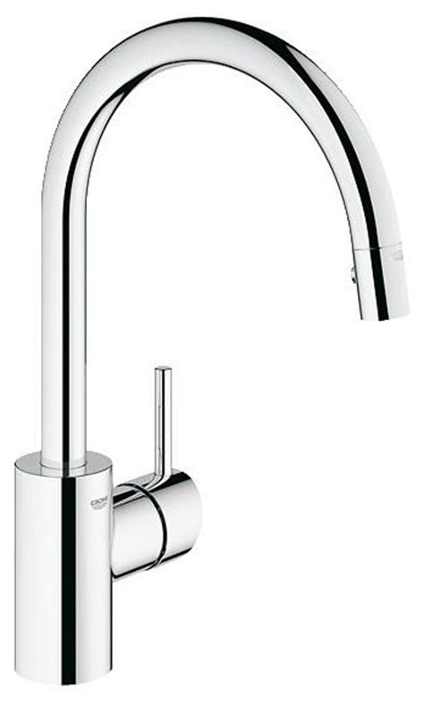 grohe concetto kitchen faucet 32665dc1 grohe 32665dc1 concetto single lever kitchen faucet with