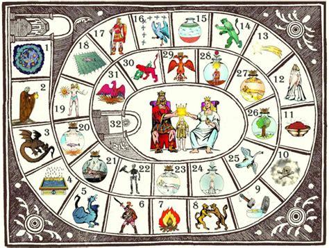 labirinto ermetico un gioco dell oca alchemico visione alchemica benessere