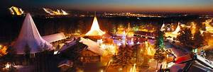 Santa Claus Village in Rovaniemi in Lapland Finland ...