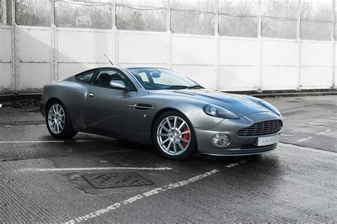 Aston Martin V12 Vanquish by Used 2005 Aston Martin Vanquish V12 S For Sale In