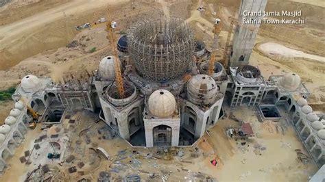 grand jamia masjid bahria town karachi youtube