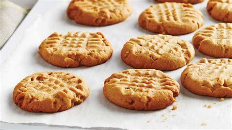biscuits au beurre d arachides croquant recettes iga