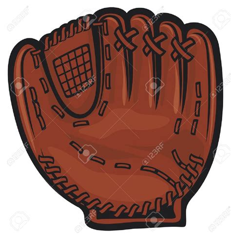 Baseball Glove Drawing Clipart Best Baseball Glove Pictures Clipart Best