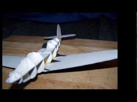 cool bell p  airacobra paper model