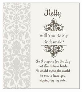 will you be in my wedding the best way to pop the next With will you be my bridesmaid wine label template