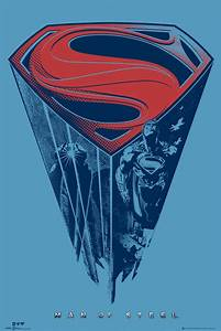 MAN OF STEEL - Cool Concept and Promo Art — GeekTyrant