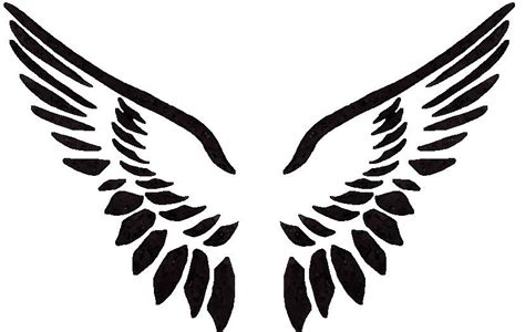 17 best images about wing tribal wings clipart clipart panda free clipart images