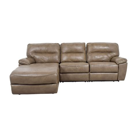 grey leather chaise sofa chaise recliner sofa bed sofa the honoroak