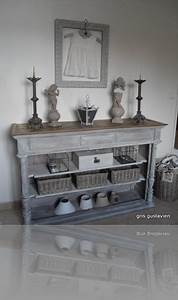 17 meilleures idees a propos de meubles shabby chic sur With idee deco entree maison 17 le style shabby chic dans la decoration de maison printaniare