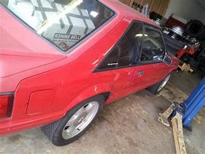 1992 Lx 5 0 Mustang Kenne Bell Supercharger