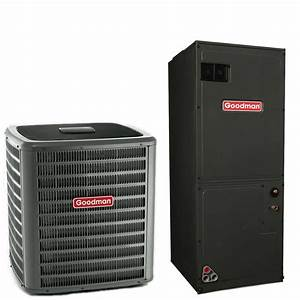 2 5 Ton Goodman 15 Seer R410a Air Conditioner Split System