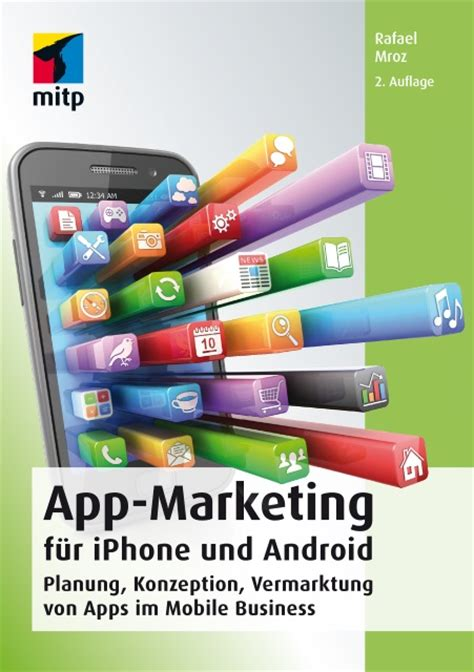 iphone app marketing mitp verlag app marketing f 252 r iphone und android
