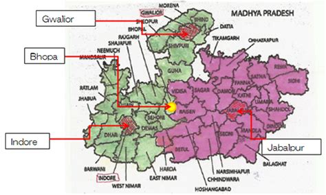 bureau a distance project for maximisation of soybean production in madhya