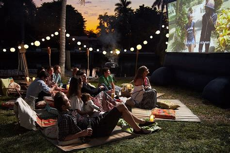 The Backyard Documentary by How To Set Up A Backyard Theater Vanity Fair