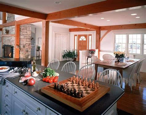 country kitchen pictures gallery 13 best post beam kitchens images on country 6120