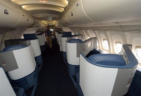 The Deck Company The Experience by Delta S 747 Experience Exhibit Takes You Inside Jumbo Jet