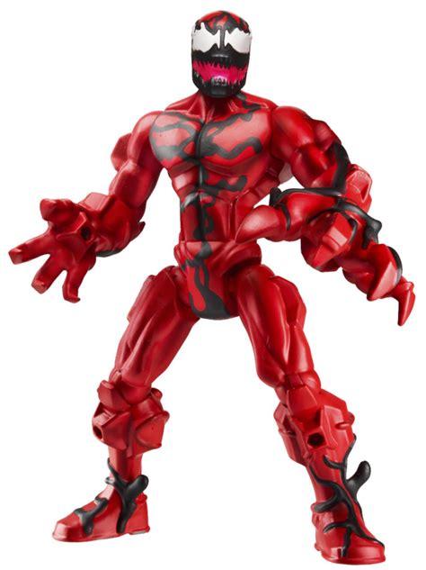 toy fair  marvel mashers carnage nova rocket ant man