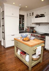 second kitchen island 10 small kitchen island design ideas practical furniture for small spaces