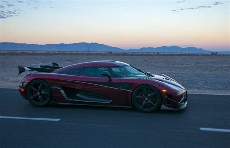 Koenigsegg Agera Rs Top Speed koenigsegg agera rs sets top speed record new fastest car