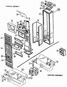 Icp Wall Furnace Parts
