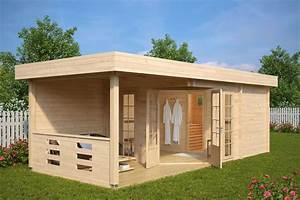 Gartenhaus holz kaufen hansagarten24 for Katzennetz balkon mit small garden sheds uk
