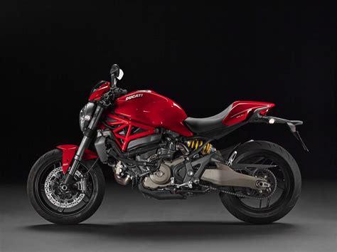 Ducati Monster 821 & 1200 S Stripe
