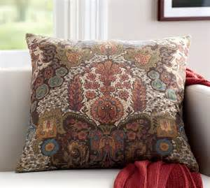 pottery barn large decorative pillows pillow cover pottery barn