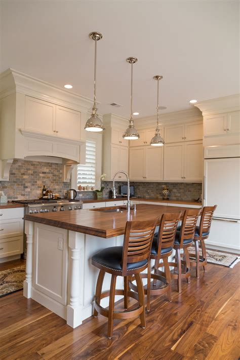wood island tops kitchens walnut countertops j aaron