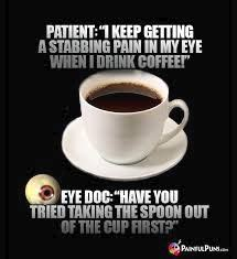 Get funny jokes on your smart phone and laugh on the go! Fun Coffee Jokes - BROOKS CAFE