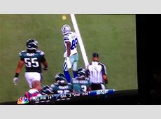 Dez Bryant one handed catch vs Eagles week 13 YouTube