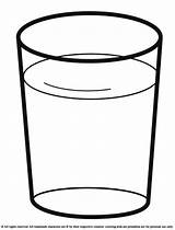 Glass Water Coloring Pages Clipart Drinks Cup Drink Milk Drawing Bottle Lemonade Drinking Printable Cliparts Letters Clipartmag Clip Template Getdrawings sketch template