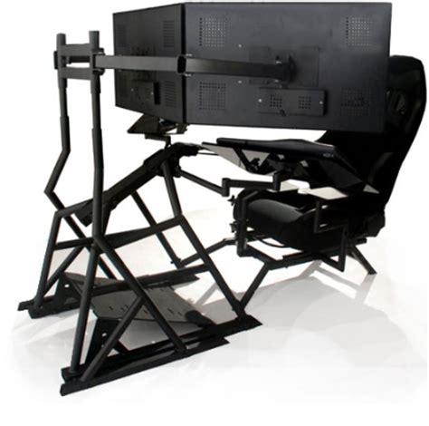 computer desk ergonomic design ergonomic computer workstation r3volution gaming cockpit