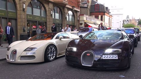 Bugatti On The Streets by Bugatti Veyron 16 4 Grand Sport Vitesse On The Road In