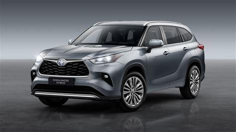 2021 Toyota Highlander SUV starts at £50,595 | Carbuyer