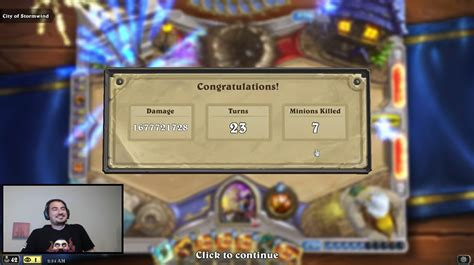 Lorewalker Cho Deck Priest by Kripp S Storming Stormwind 1 Billion Damage Priest