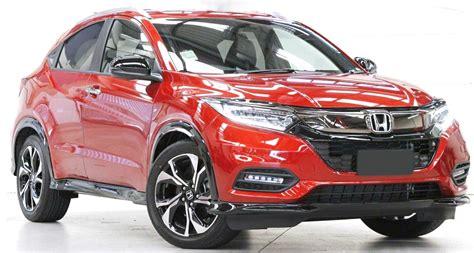 Honda HRV 2017-   Aerpro