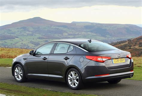 How Much Does A Kia Optima Cost by Kia Optima Saloon 2012 2015 Features Equipment And