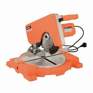 Scie A Onglet Electrique : scie onglets lectrique 1050w type lx1050so rondy ~ Dailycaller-alerts.com Idées de Décoration