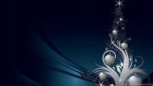 Dark, Blue, Christmas, Backgrounds, U2013, Happy, Holidays, Desktop, Background