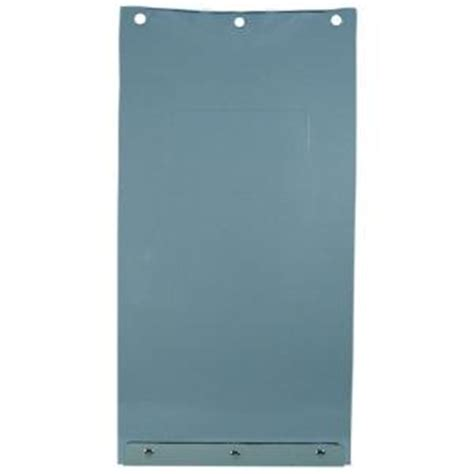 ideal pet products ruff weather pet door ideal pet 9 25 in x 5 in small replacement flap for ruff