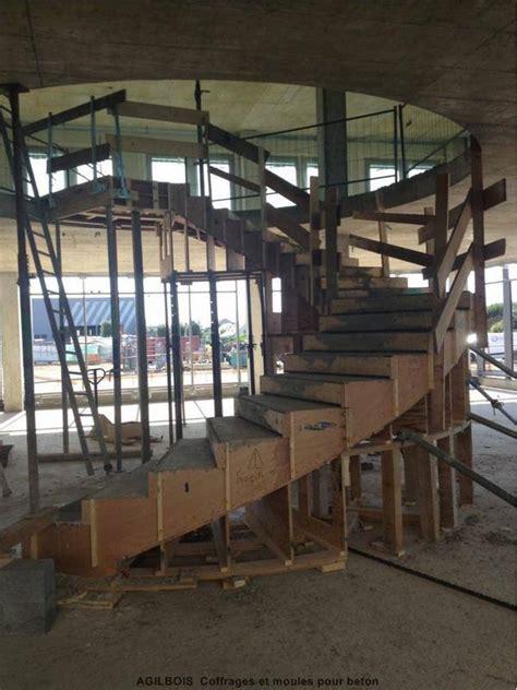 coffrage escalier beton droit coffrage bois pour b 233 ton fabricant de coffrage sur mesure