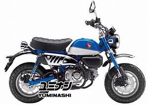 Honda Monkey 125 : yuminashi tuning parts for honda monkey 125 ~ Melissatoandfro.com Idées de Décoration