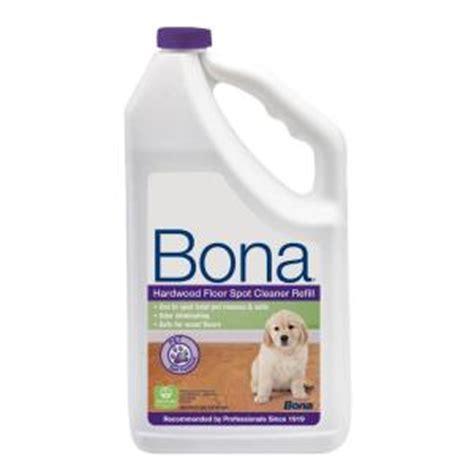 Bona Floor Cleaner Home Depot bona 64 oz hardwood floor spot cleaner refill wm720053001