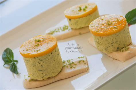 recette de christophe felder parfait basilic citron