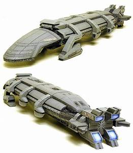 Buck Rogers Warhawk Spacecraft Model Kit Warkawk ...
