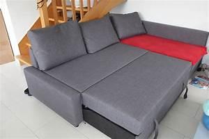 Canapé Chez Ikea : canap friheten ikea le blog de fifi et doudou ~ Teatrodelosmanantiales.com Idées de Décoration