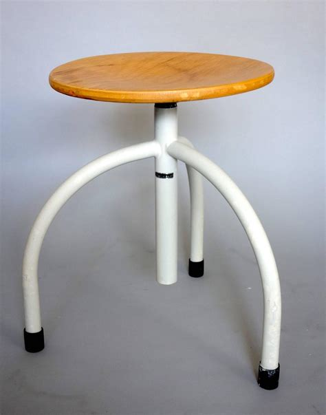 pair of work stools by cor alons for sale at 1stdibs